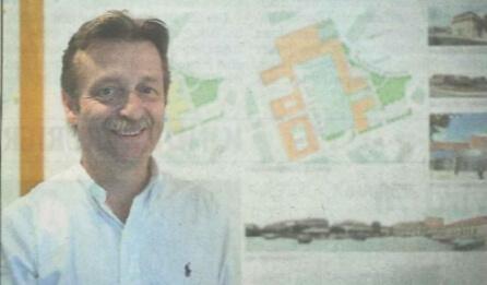 Architekt Dirk Ellmer