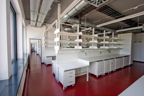 Labor Biochemie © Dirk Ellmer